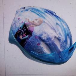 Brand New Disney Frozen Bike Helmet with Tiara Ages 5-8 Year