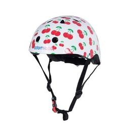 Kiddimoto Cherry Kids Bicycle Helmet Ages 2 - 5 years and 5+
