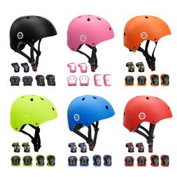 Child Adjustable Sports Protective Gear Set Safety Pad Safeg