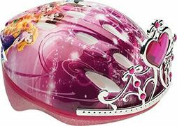 Bell Child and Toddler Princess Bike Helmets |3D Tiara Pink)
