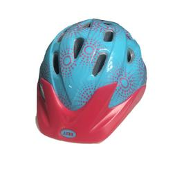 BELL CHILD RALLY BIKE HELMET PINK SPLATTER STELLA SIZE 52-56