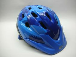 Bell Child Rally Fins Helmet, Blue
