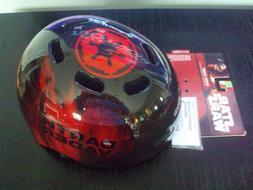 Bell Child Star Wars Darth Vader Multi-Sport Helmet ~ Ages 8