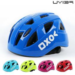 Children Bicycle Helmet Safety Protection 3~15 Years Old Kid