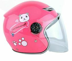 Children Motorcycle Helmet Sports Multi-Pattern Anti-Vibrati