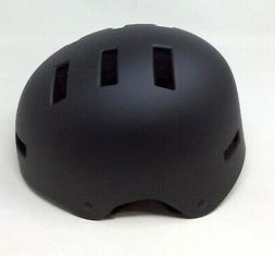 Critical Cycles Classic Commuter Bike Helmet Matte Black Siz