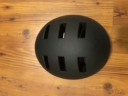 Critical Cycles Classic Commuter Bike Helmet Matte Black Siz