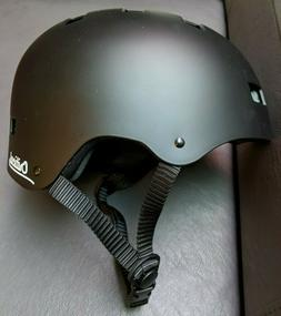 Critical Cycles Classic Commuter Multi Sport Helmet Matte Bl