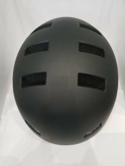 Critical Cycles CM-1 Bicycle BMX Helmet - Large, Black