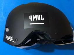 Critical Cycles Cm1 Jump. Skate And Bicycle Helmet Matte Bla