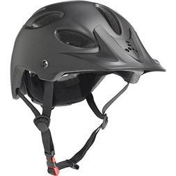 Triple Eight Compass Helmet with MIPS, Black Matte, Large/X-