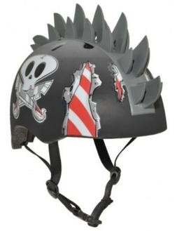 72fc0548c98 Cpreme Raskullz Fin Hawk Child Helmet, Grey