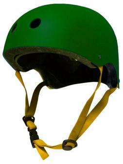 CPSC Skateboard Fitness Inline Helmet ADULT OSFA HUNTER GREE