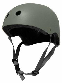 CPSC Skateboard Fitness Inline Helmet ADULT OSFA GRAY/GRAY