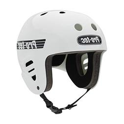 Pro-Tec Full Cut Skate, Gloss White, XS