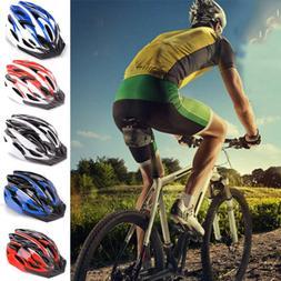 Cycling Bicycle Adult Men Womens Bike Helmet With Visor Moun