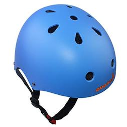 Lanova Toddler Kids Adjustable Bike Helmet,CPSC Certified Cy