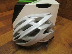 CANNONDALE CYPHER BICYCLE BIKE CYCLING ROAD HELMET - WHITE -