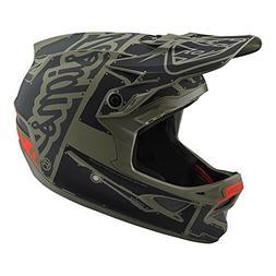 Troy Lee Designs D3 Fiberlite Factory Mountain Downhill BMX