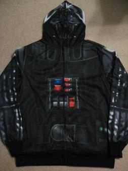 DARTH VADER Star Wars movie  HELMET Jacket MEN'S New HOODIE