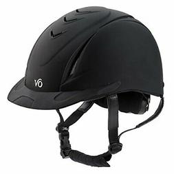 Ovation Deluxe Schooler Helmet Small/Medium Black