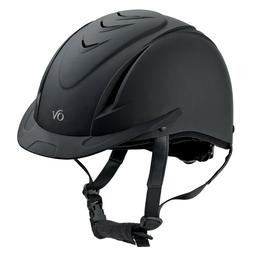 Ovation Deluxe Schooler Helmet Small/ Medium Black