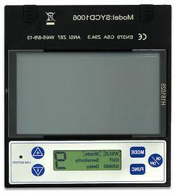 Digital Auto-darkening Welding Cartridge Lens Replacement Fi