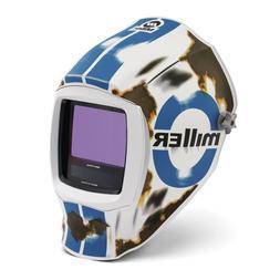 Miller Digital Infinity Relic Auto Darkening Welding Helmet