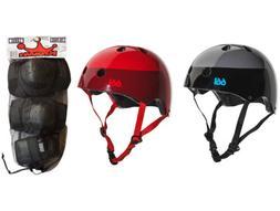 661 Dirt Lid Skateboard BMX Youth Helmet CPSC Certified + Kn