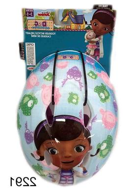 Bell Disney Doc McStuffins helmet for girls youth kids child