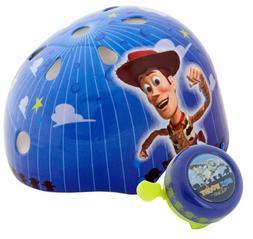 Disney Pixar Toy Story Child Helmet Value Pack Includes Bonu