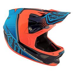 Troy Lee Designs Downhill BMX Full Face Carbon Fiber D3 Helm