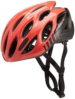 Bell Draft Bike Helmet - Gloss Hibiscus/Black 54-61cm