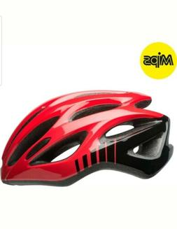 Bell Draft MIPS Mens Road Cycling Helmet - Red