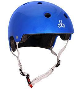 Triple 8 Dual Certified Skate & Bike Small/Medium EPS Helmet