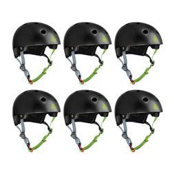 Triple 8 Dual Certified Skate Bike Large/ X-Large Lined Helm