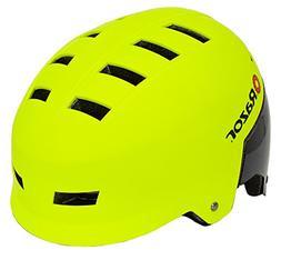 Razor Dual Shell Mulit-Sport Helmet, Youth, Green/Black