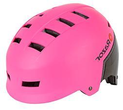 Razor Dual Shell Mulit-Sport Helmet, Adult, Pink/Black