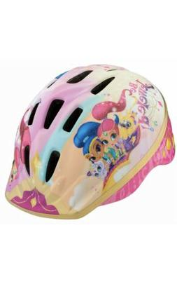 Shimmer & Shine Toddler Helmets Girls Toddler Helmet Bike Bi