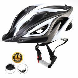 EASECAMP Lightweight Bike Helmet for Adult Men and Women wit