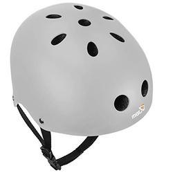 JBM Skateboard Helmet CPSC ASTM Certified Impact Resistance