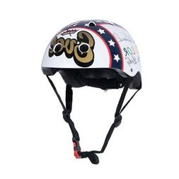 Kiddimoto Evel Knievel Kids Bicycle Helmet Ages 2 - 5 years