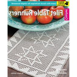 Leisure Arts-Filet Table Runners