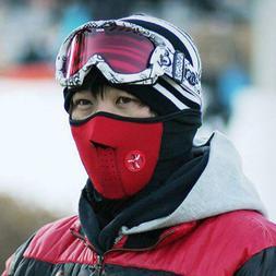 Fleece Mask <font><b>Snow</b></font> Lightweight Anti Dust <