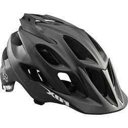 Fox Racing Flux Helmet Matte Black, XS/S