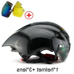 Folding Helmets Design Road Bicycle Cycling For Men And Wome