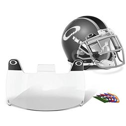 Oakley Football Shield, Clear, One Size