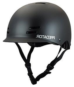 Predator FR7 Certified Skateboard Helmet - Half-Shell Safety