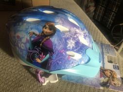 Disney Frozen Bike Bicycle Skate Board Safety Helmet Girls E