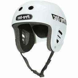 ProTec Full Cut Classic Helmet - White